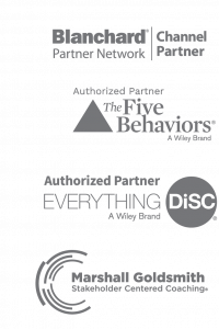 Associated Partner logos for Integrity Consulting Services, Blanchard, Edisc